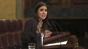 """Montero diu que l'entrada d'Iglesias al Govern no és """"una línia vermella"""""""