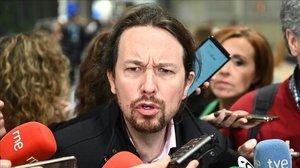 Iglesias: «Crec que el PSOE i ERC s'estan esforçant»