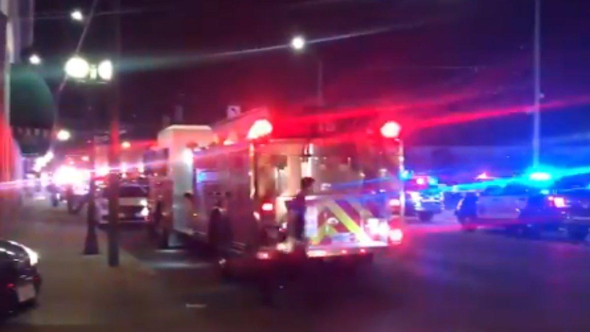 Al menos 10 muertos en un tiroteo en una discoteca de Ohio
