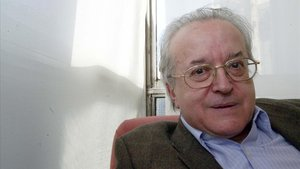 El periodista José Martí Gómez.