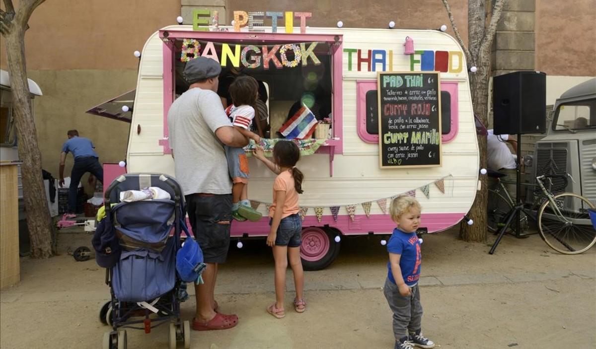 """""""Los 'food trucks', los eternos olvidados"""""""