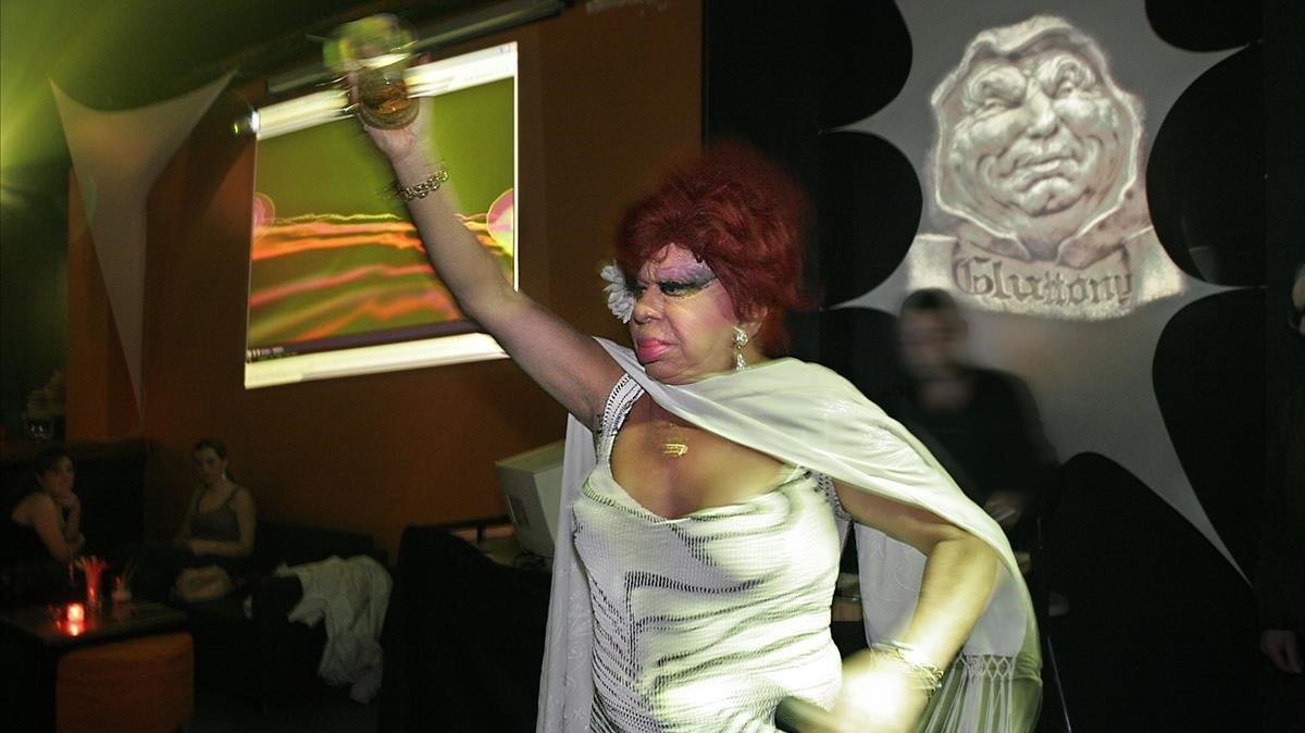 Carmen de Mairena, en el 2006.