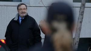L'excúpula de CatalunyaCaixa s'escuda en el Banc d'Espanya per negar el frau