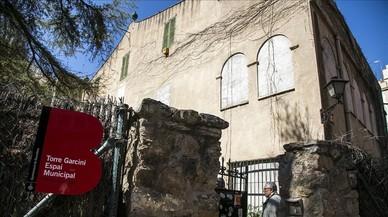 El Guinardó tira los muros de la 'acorazada' Torre Garcini