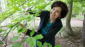 """Anna Sanitjas: """"L'incendi de 1994 va marcar la meva relació amb el paisatge"""""""