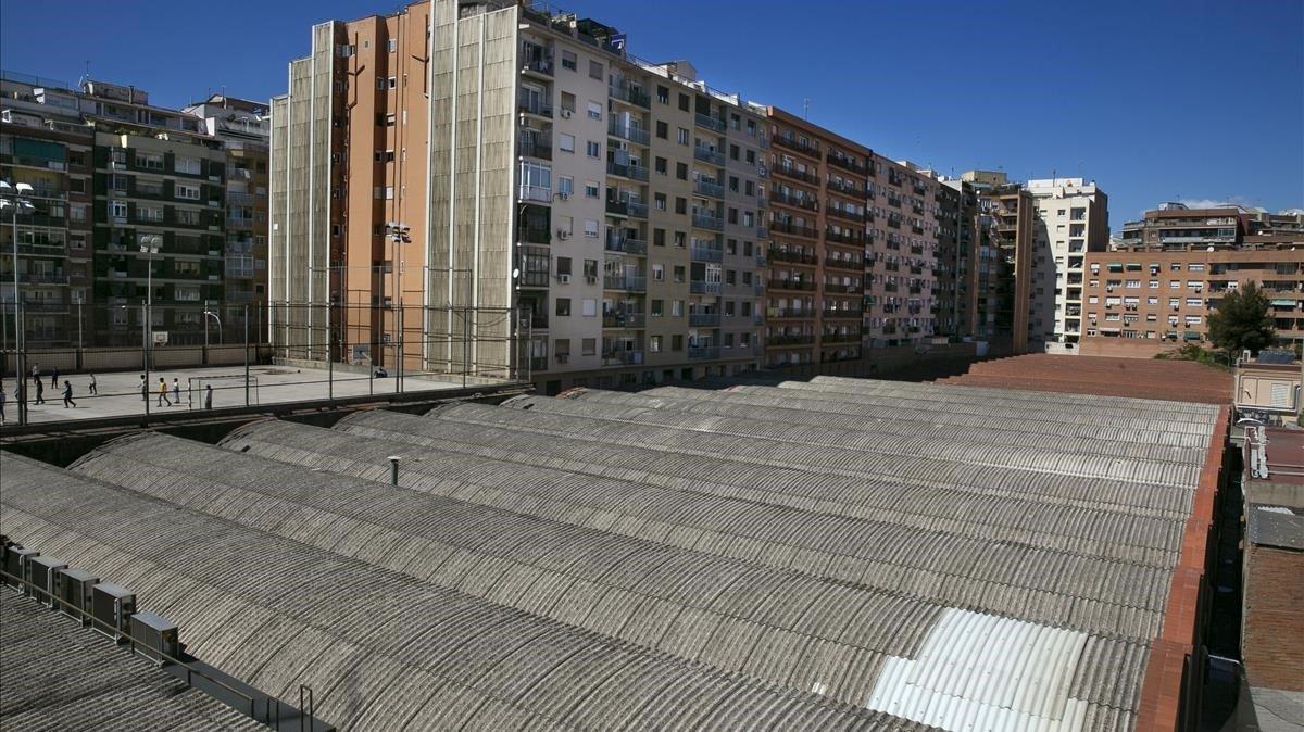 Un comitè d'experts reforça la recerca d'amiant al metro de Barcelona