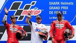 Márquez torna a humiliar els seus rivals a Le Mans
