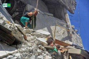 L'ONU denuncia més de 100 civils sirians morts en 10 dies per atacs del règim i els seus aliats