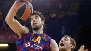 El Barça causa una destrossa a l'Alba