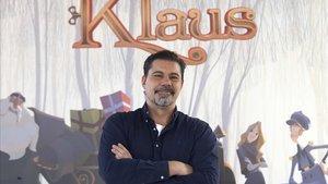 Sergio Pablos director de la película 'Klaus' nominada al Oscar a la mejor película de animación.