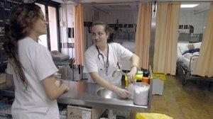 La infermeria és una qüestió feminista