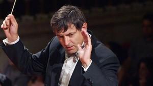 El compositor y director de orquesta Salvador Brotons.
