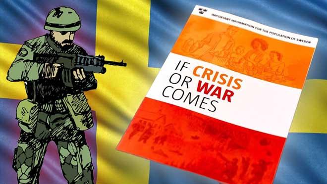¿Sabries sobreviure a una guerra? Suècia ho explica així als seus ciutadans