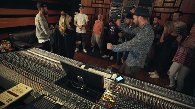 Cant stop the feeling és el nou single de Justin Timberlake.