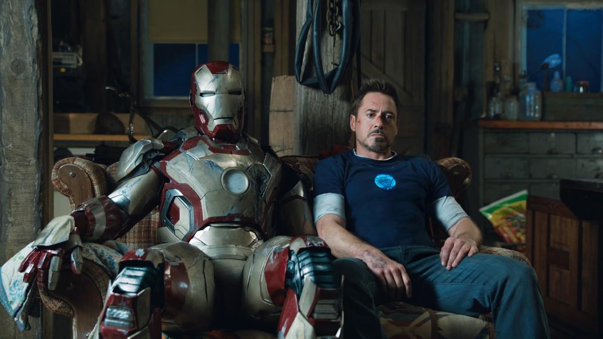 Resultado de imagen para traje iron man robado