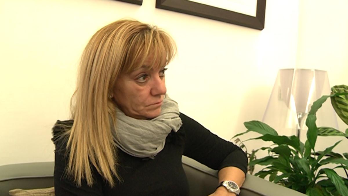 La víctima, Isabel Carrasco