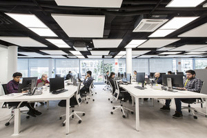 El laboratorio de innovación y cocreación Everis LivingLab.