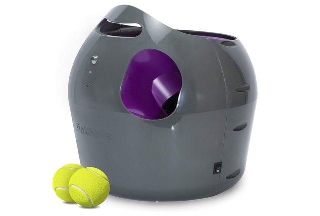 Lanzador de pelotas