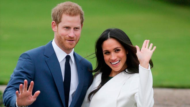 El príncep Enric i Meghan Markle es retiren de la vida pública