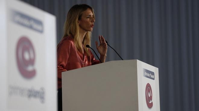 Álvarez de Toledo: «No hi ha cap organització de mascles que es dediqui a matar dones»