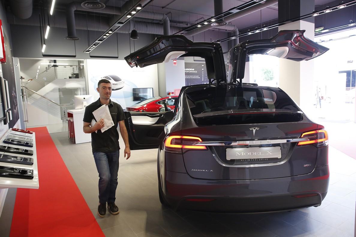 Tesla desembarca a l'Hospitalet