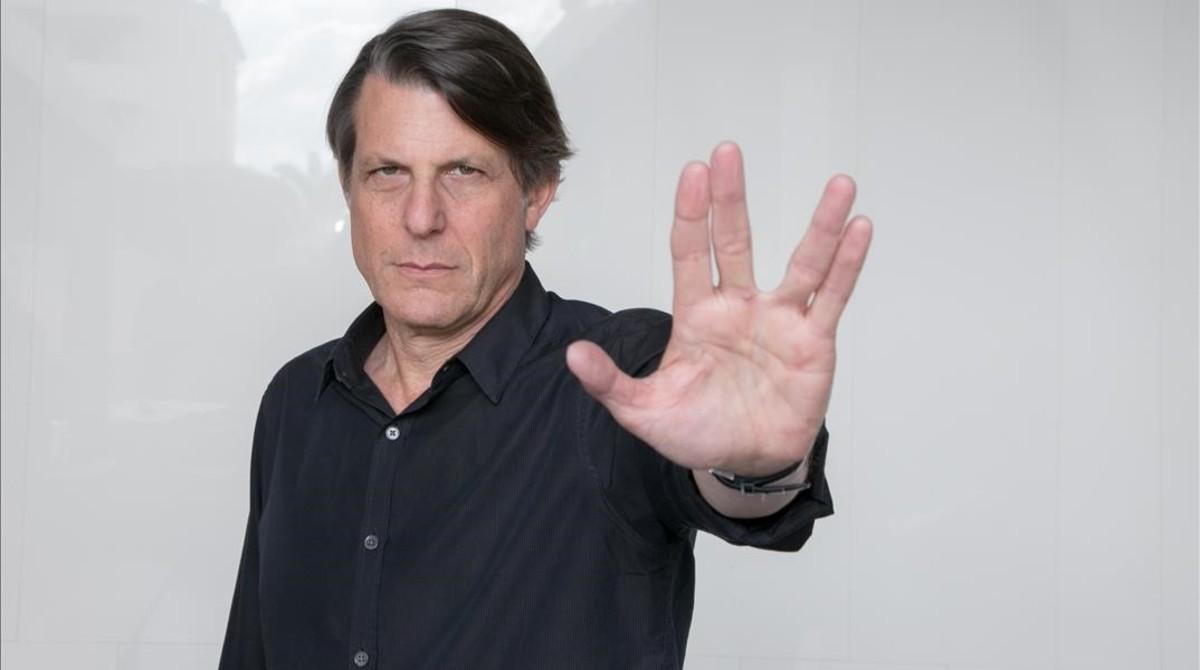 Spock Jr. retrata a su padre