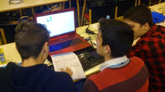 Pros y contras del 'Erasmus' para alumnos de secundaria