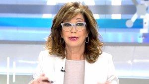 """El motivo por el que Ana Rosa se fue de su programa en pleno directo: """"Os dejo al cargo"""""""