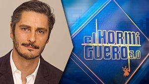 Antonio Pagudo, nuevo invitado de 'El hormiguero'.