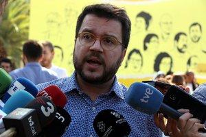 Pere Aragonès insisteix en un govern de concentració fins a aconseguir negociar amb l'Estat