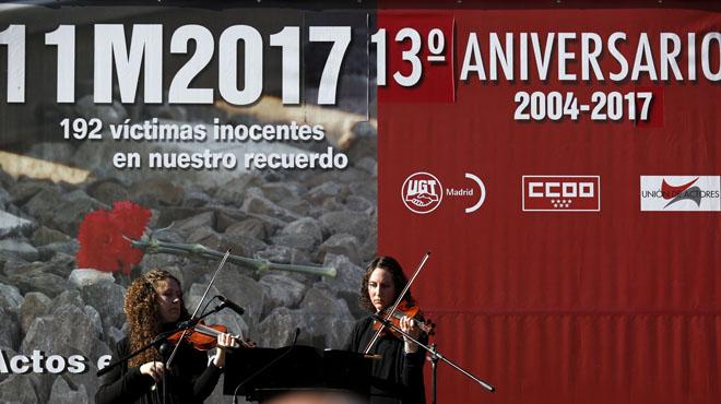 Hoy se cumplen 13 años de los terribles atentados que dejaron 193 muertos en la capital.