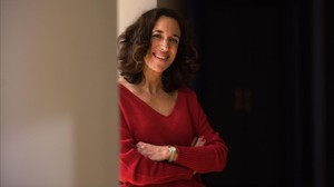 Beatriz Bodegas, productora de 'Tarde para la ira', que ganó el Goya a la mejor películay por la que pidió un préstamo personal bancario.