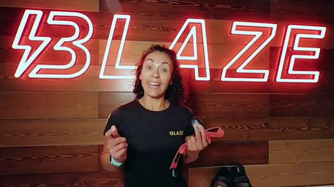 David Lloyd Club Turó imparte sesiones de Blaze, un nuevo entrenamiento que combina cardio, fuerza, boxeo y artes marciales mixtas.