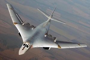 Un bombardero ruso Tupolev TU-160, en una imagen de archivo.