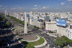 Buenos Aires es una ciudad global y preferida para grandes eventos.
