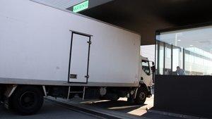 Mor una dona atropellada per un camió a Lleida