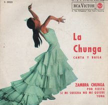 'Canta y baila', de La Chunga.