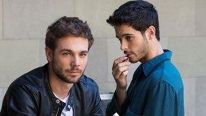 Carlos Cuevas y David Solans.