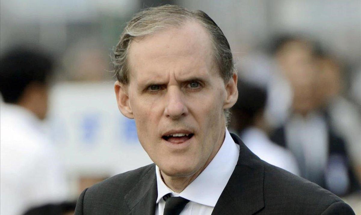 Christian Masset, embajador de Francia en Italia.