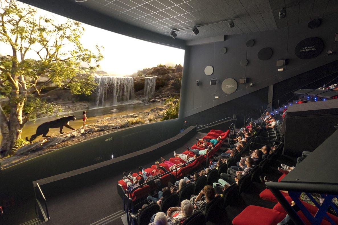 Cines FULL HD de Cornellà