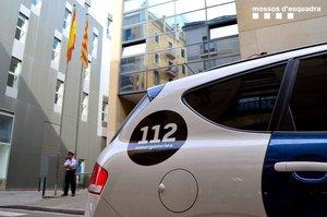 Dos detinguts a Gavà per haver extorsionat un empresari que devia 101.000 euros
