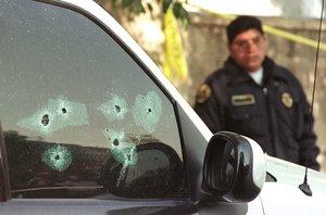 El secuestro y la extorsión fueron los delitos que más se incrementaron en noviembre.