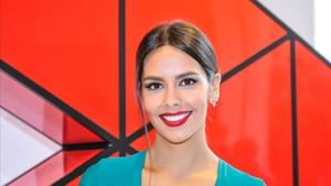 Cristina Pedroche desvela que le envió un mensaje a Paula Echevarría