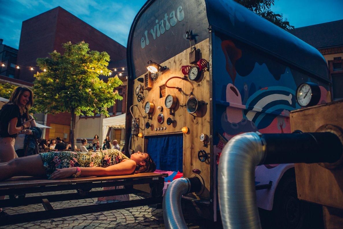 Per amor a l'Hart: tres dies de dansa, circ i música a l'Hospitalet