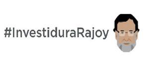 Twitter activa una nova emoticona amb la cara de Rajoy per a la sessió d'investidura