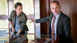 Escena del nuevo capítulo de la tercera temporada de 'Estoy vivo'.