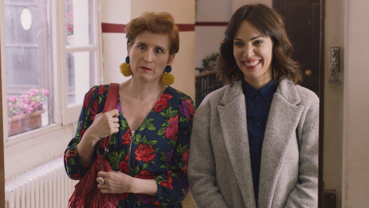 Escena del nuevo capítulo de la última temporada de 'Allí Abajo'.