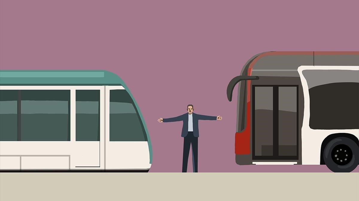 Odis i tramvia