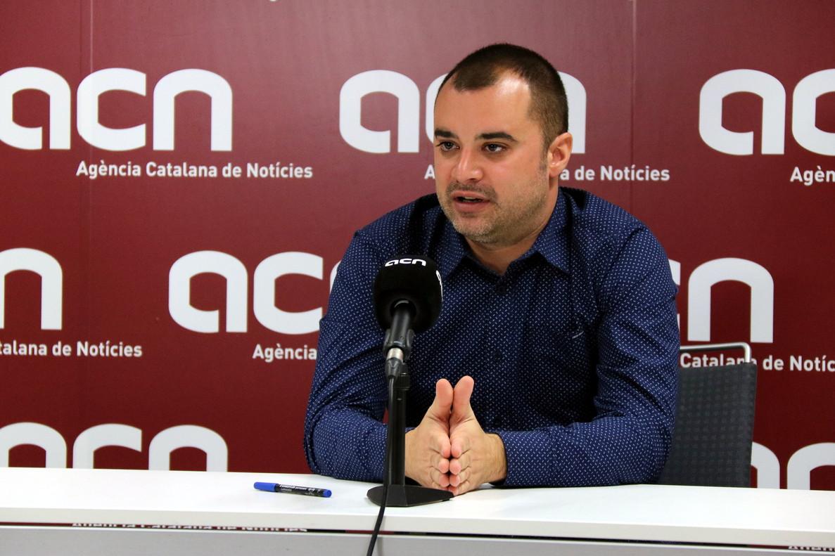 Jordi Ballart, exalcalde de Terrassa.