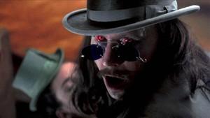 Gary Oldman en el papel de Drácula, en el filme de Coppola.